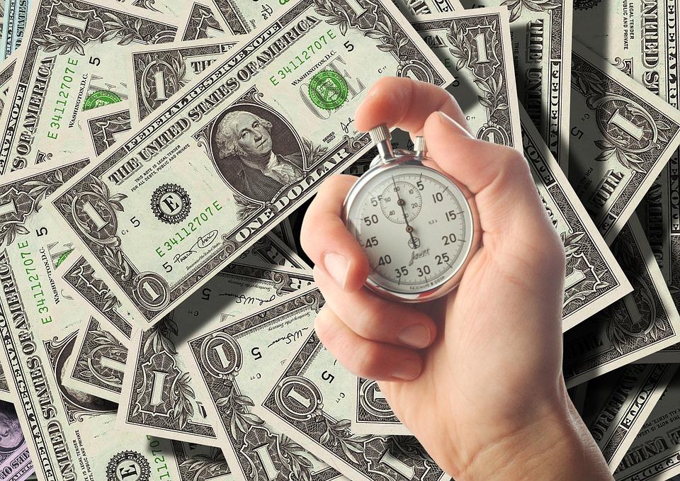 dolary a stopky